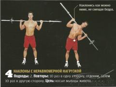 Нижняя часть тела, максимальная сила